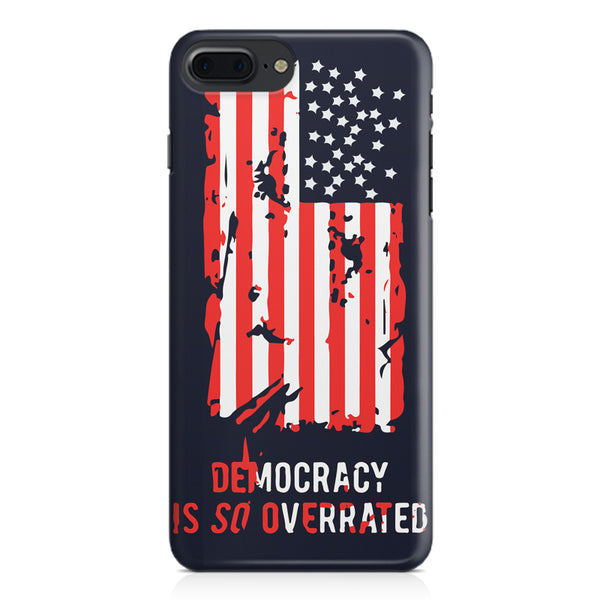 American Flag design Apple Iphone 7 Plus  printed back cover
