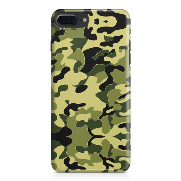 Camoflauge army color design Apple Iphone 7 Plus  printed back cover