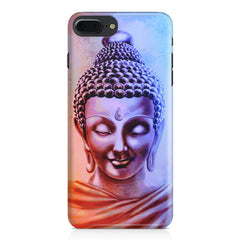 Lord Buddha design Apple Iphone 7 Plus  printed back cover