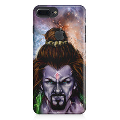 Shiva Anger  Apple Iphone 7 plus with Apple cut  printed back cover