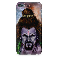 Shiva Anger  Apple Ipod Touch 6  printed back cover