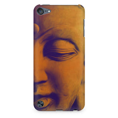 Peaceful Serene Lord Buddha Apple Ipod Touch 6  printed back cover