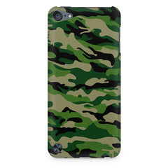 Military design design Apple Ipod Touch 6  printed back cover