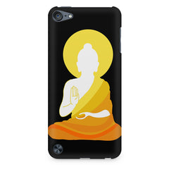 Buddha sketch design Apple Ipod Touch 6 printed back cover