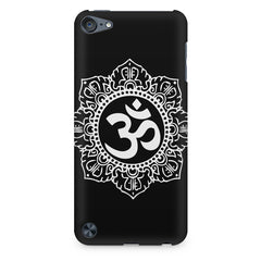 Om rangoli design Apple Ipod Touch 6 printed back cover
