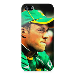 AB de Villiers South Africa  Apple Iphone 4/4s printed back cover