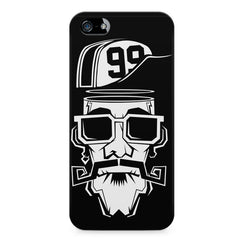 Black Swagger no. 99  Apple Iphone 4/4s printed back cover