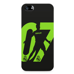 Cristiano Ronaldo 07 Footballer  design,  Apple Iphone 4/4s printed back cover