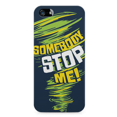 Be Unstoppable design Apple Iphone 4/4s printed back cover