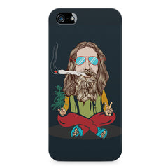 Smoking high design LG Nexus 6 printed back cover