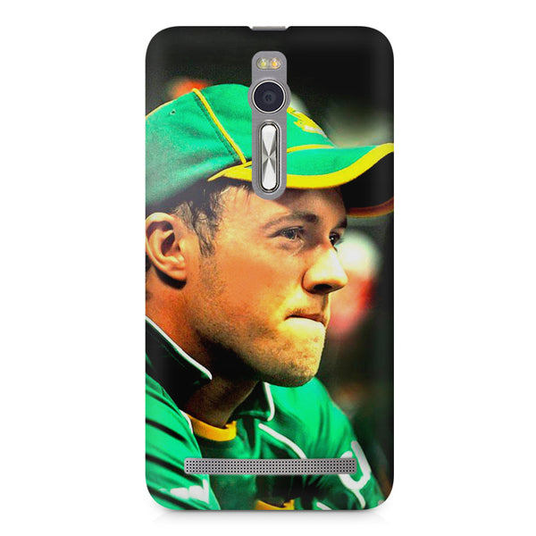 AB de Villiers South Africa  Asus Zenfone 2 ( ZE551 ML ) printed back cover