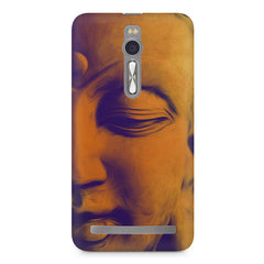 Peaceful Serene Lord Buddha Asus Zenfone 2 ( ZE551 ML ) printed back cover