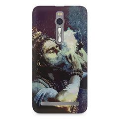Smoking weed design Asus Zenfone 2 ( ZE551 ML ) printed back cover