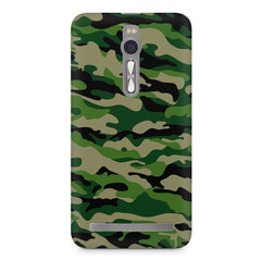 Military design design Asus Zenfone 2 ( ZE551 ML ) printed back cover
