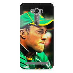 AB de Villiers South Africa  Asus Zenfone 2 Laser ZE500ML printed back cover