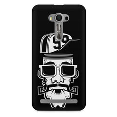 Black Swagger no. 99  Asus Zenfone 2 Laser ZE500ML printed back cover