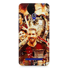 Messi  design,  Asus Zenfone 5 printed back cover