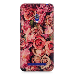 Roses  design,  Asus Zenfone 5 printed back cover