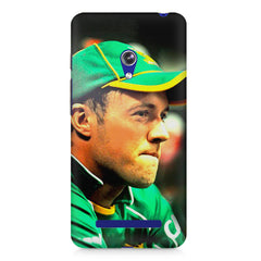 AB de Villiers South Africa  Asus Zenfone 5 printed back cover