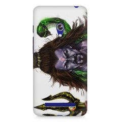 Shiva With Trishul  Asus Zenfone 5 printed back cover