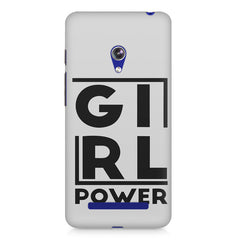 Girl power deisgn Asus Zenfone 5 printed back cover