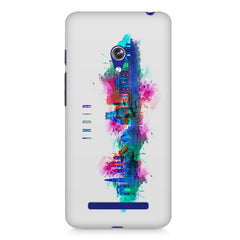 Incredible India Design Asus Zenfone Go hard plastic printed back cover