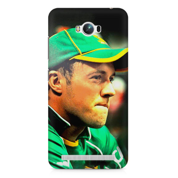 AB de Villiers South Africa  Asus Zenfone Max printed back cover