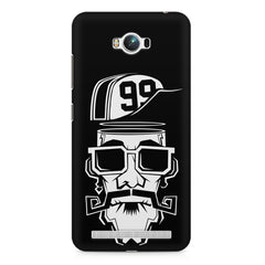Black Swagger no. 99  Asus Zenfone Max printed back cover