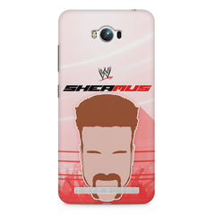 Boxing Ring Sheamus  design,  Asus Zenfone Max printed back cover