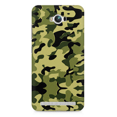 Camoflauge army color design Asus Zenfone Max printed back cover