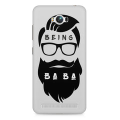 Being BaBa Design Asus Zenfone Max hard plastic printed back cover