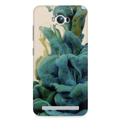 Coloured smoke design    Asus Zenfone Max hard plastic printed back cover
