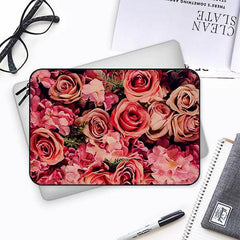 Roses  design,  Both side printed Laptop Sleeves