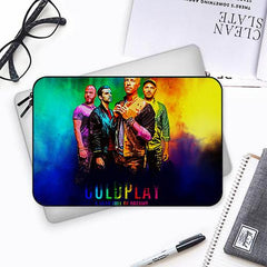 Coldplay Colourful Album Art A Head Full of Dreams design,  Both side printed Laptop Sleeves