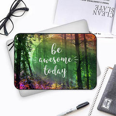 Motivational quotes design Both side printed Laptop Sleeves