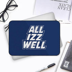 All is wellBoth side printed Laptop Sleeves