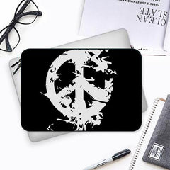 Let there be peace design Both side printed Laptop Sleeves