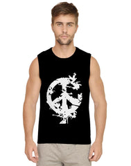 Let there be peace design Mens Vests