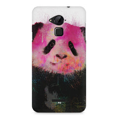 Polar Bear portrait design Coolpad Note 3 hard plastic printed back cover