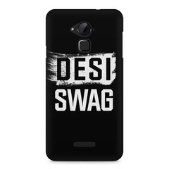 Desi Swag Coolpad Note 3 hard plastic printed back cover