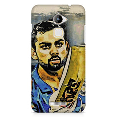 Virat Kohli  design,  Coolpad Note 3 Lite printed back cover
