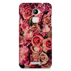 Roses  design,  Coolpad Note 3 Lite printed back cover