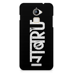 Gabru hindi quirky  design,  Coolpad Note 3 Lite printed back cover