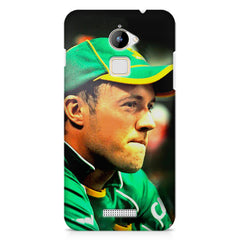 AB de Villiers South Africa  Coolpad Note 3 Lite printed back cover
