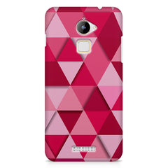 Girly colourful pattern Coolpad Note 3 Lite printed back cover