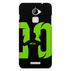 Lionel Messi 10 Victory  design,  Coolpad Note 3 Lite printed back cover