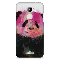 Polar Bear portrait design Coolpad Note 3 Lite hard plastic printed back cover