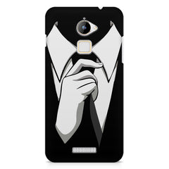 Corporate Tie design,  Coolpad Note 3 Lite printed back cover