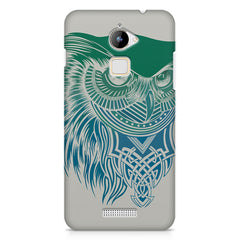 Owl Sketch design,  Coolpad Note 3 Lite printed back cover
