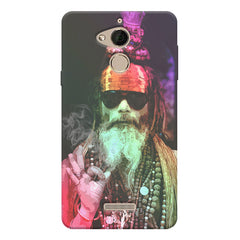 Thug Life chose me Coolpad note 5 printed back cover